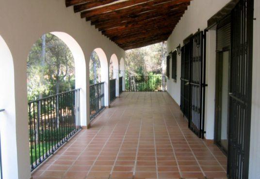 Terraza salón