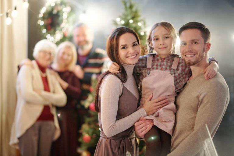 Una Navidad en familia para ganar al COVID