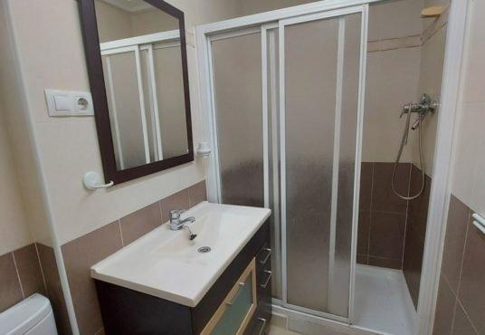 baño reformado ducha in situ