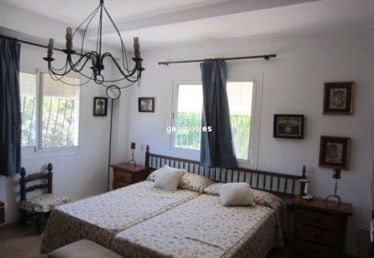habitación chalet en Xàtiva