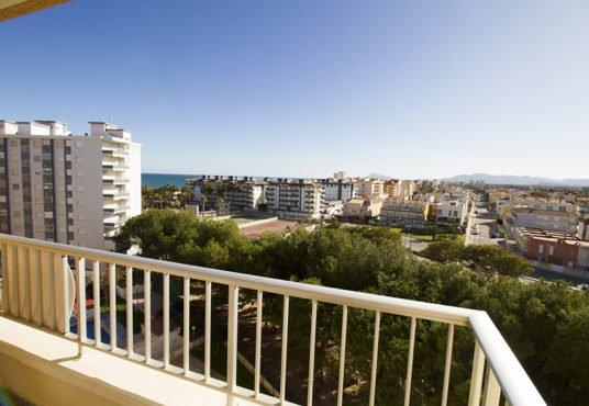 terraza vistas mar gandia