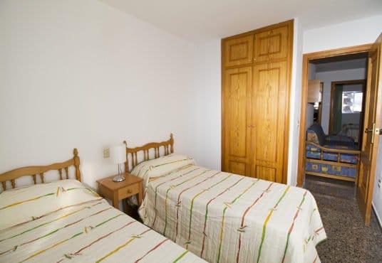 habitación apartamento vistas al mar venta