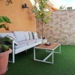 Sofá terraza