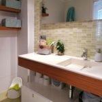 Mueble lavabo cuarto de baño