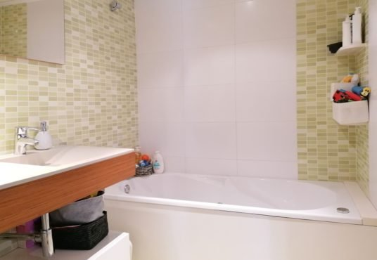 Bañera cuarto de baño