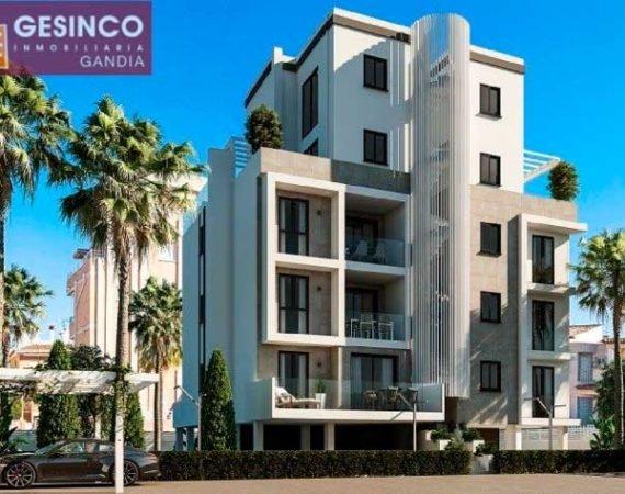 Nuevos edificios inmobiliaria Gandia