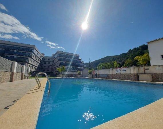 Vivienda con piscina en Xàtiva
