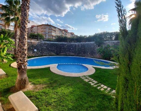 Casa con piscina en Xativa