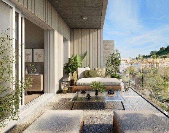 Pisos con terraza